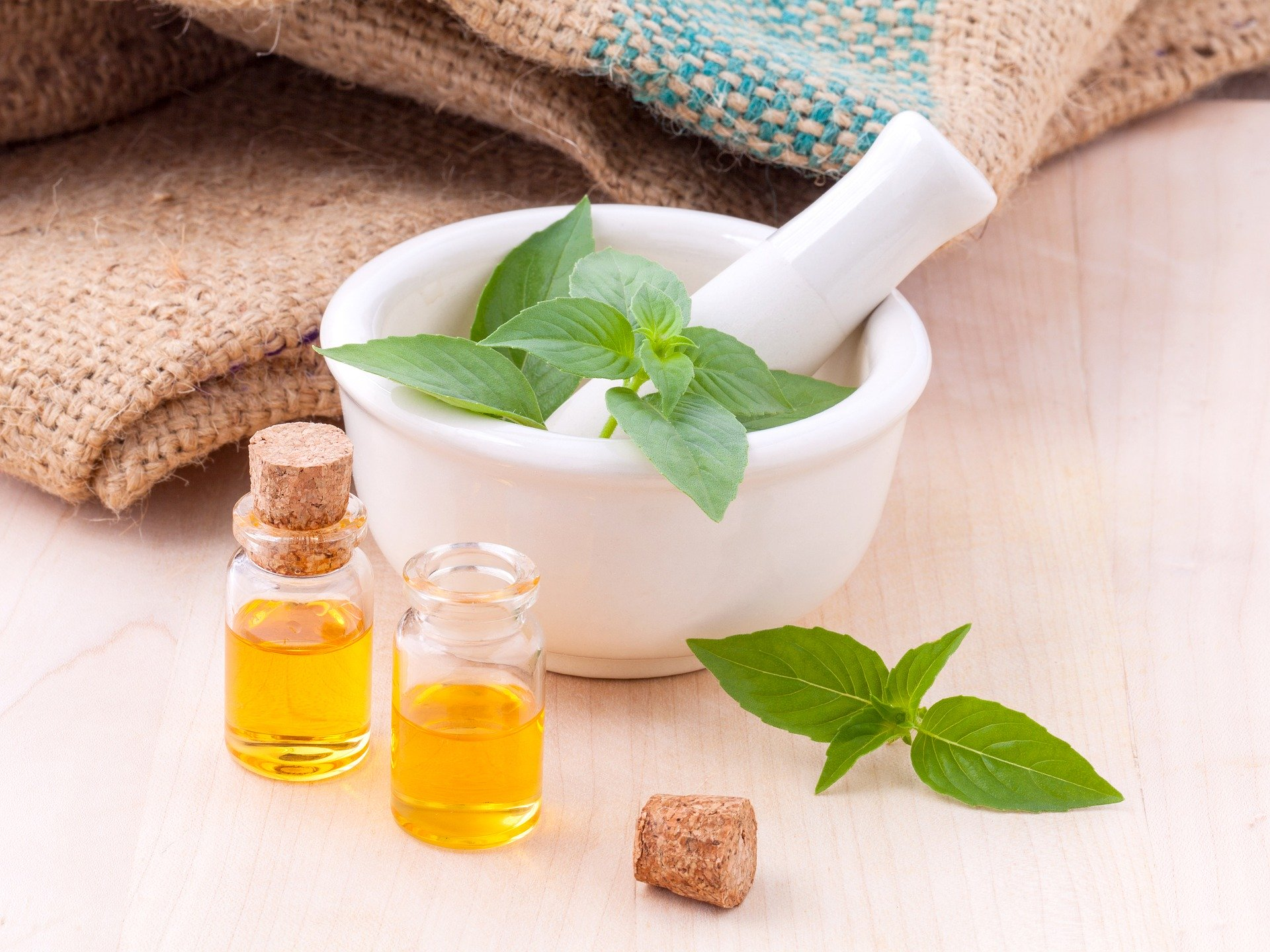 Aromatherapy Blending Course