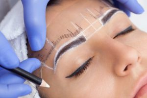 LBA Highly defined brows