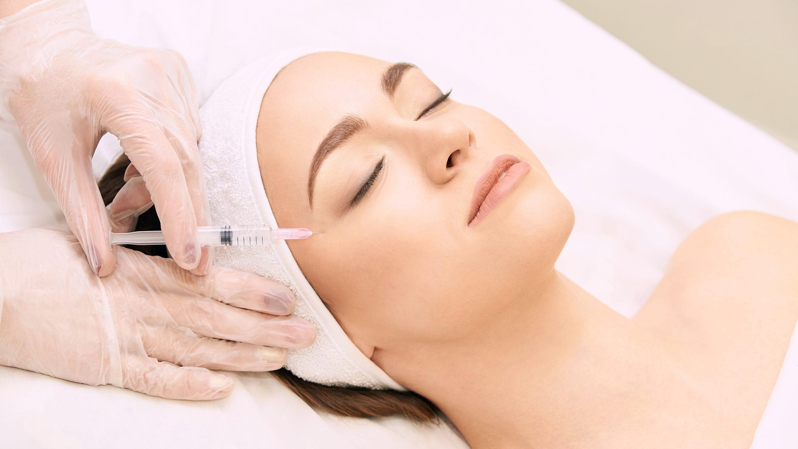 Nappage mesotherapy: Intradermal mesotherapy