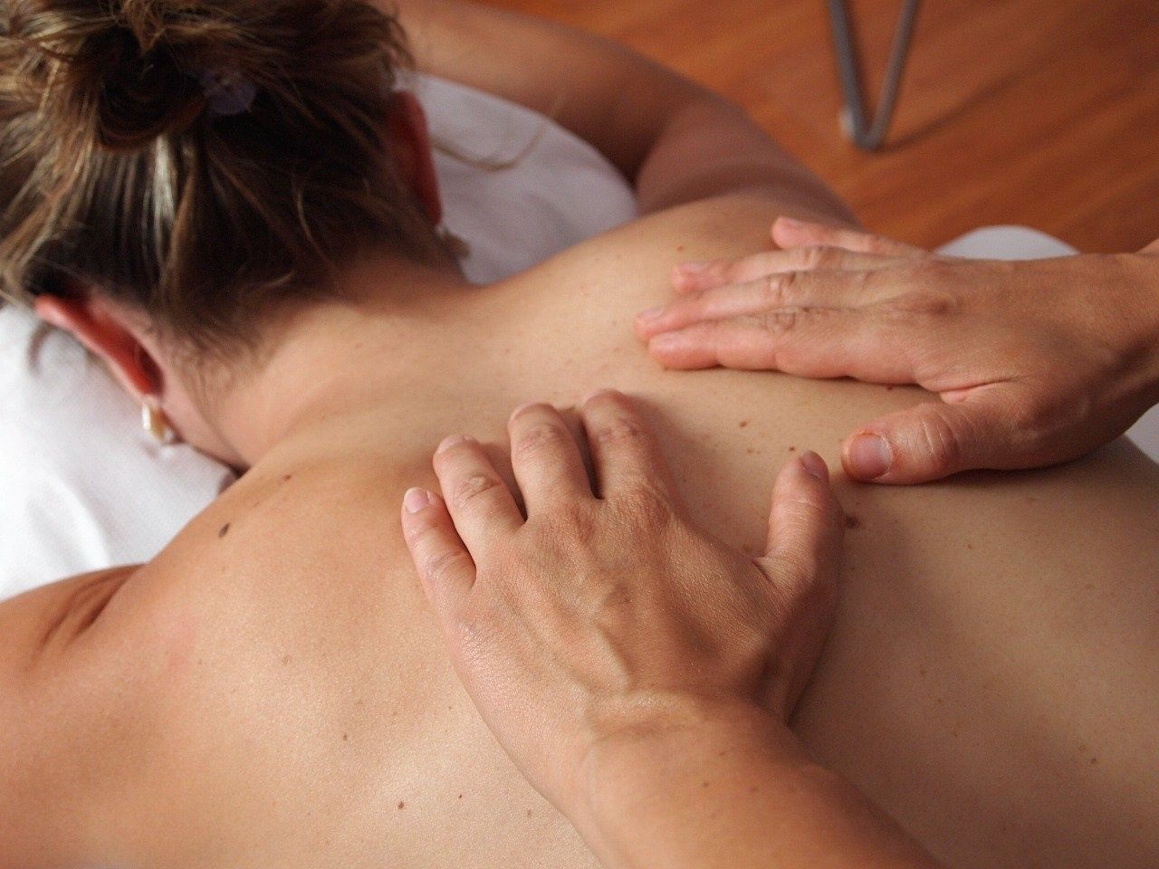 Swedish Body Massage