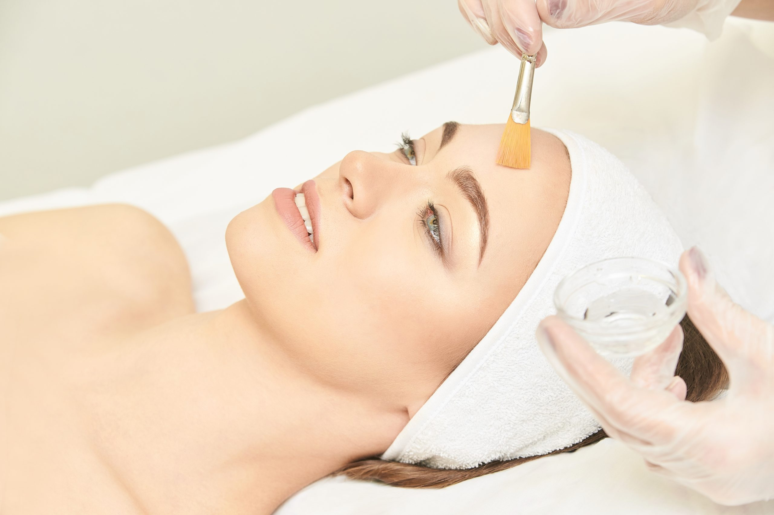 chemical peel: Advanced chemical peel
