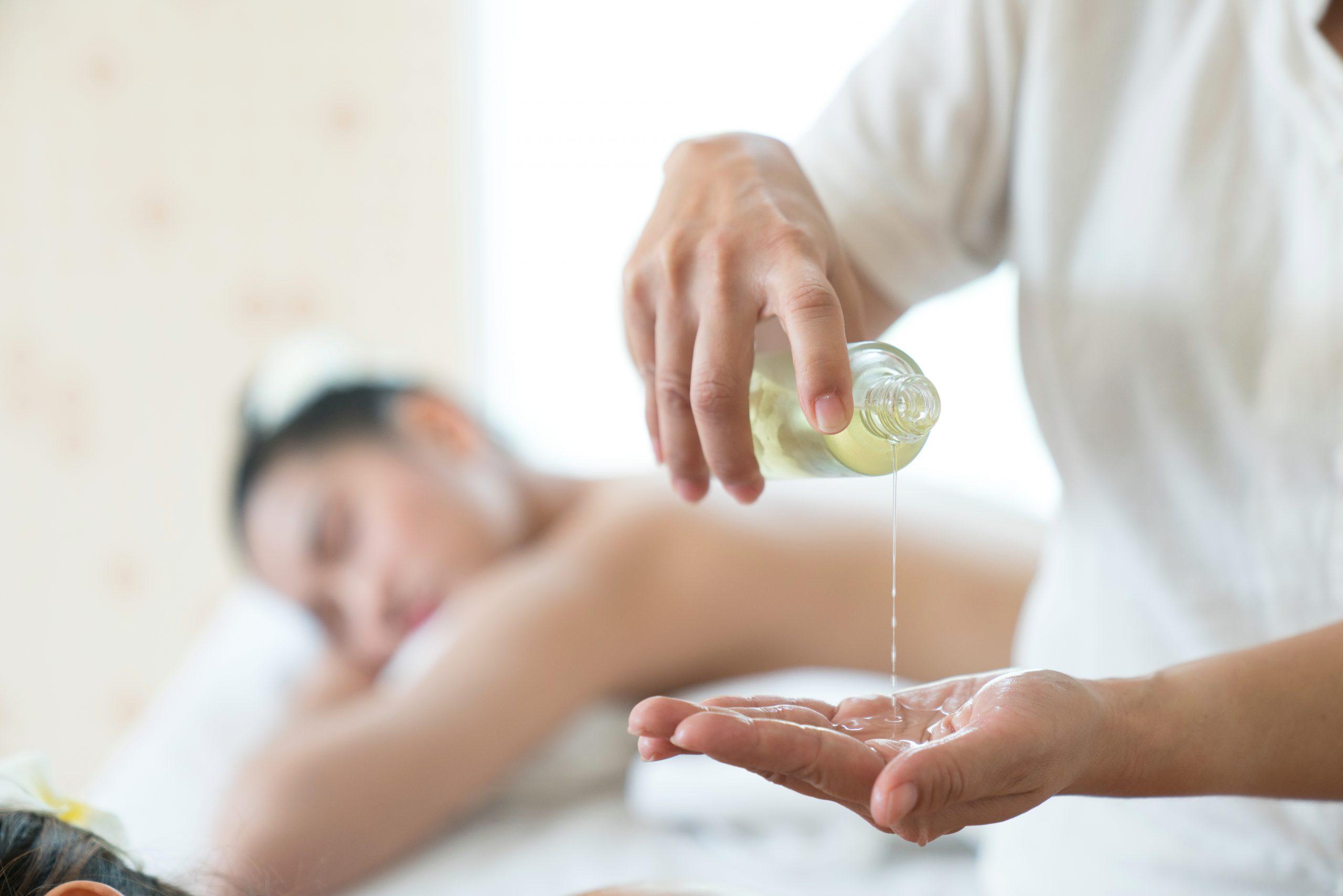 preblend aromatherapy
